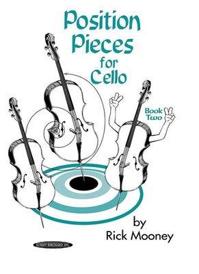 【599免運費】Position Pieces for Cello Book 2 Alfred 00-20572X