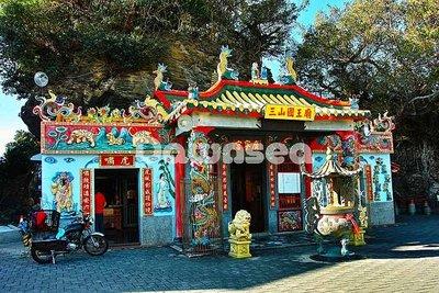 台灣圖片.風景.照片出租.屏東恆春三山國王廟.專業攝影師拍攝.想租多少價格.你決定專案.