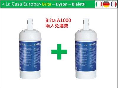 [My Brita] A1000 On Line 長效型濾芯2入。免運費。2020.03月製造。原廠盒裝正貨,請安心購買