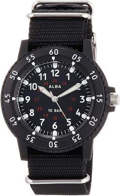 日本正版 SEIKO 精工 ALBA AQPK416 手錶 運動錶 日本代購