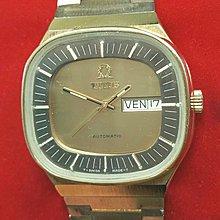 OQ精品腕錶瑞士鐵達時自動機械錶不含龍頭38MM整支原裝行走正常