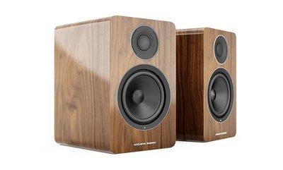 雙12特惠【桃園 / 凱巨音響】英國 AcousticEnergy AE1 Active 主動式喇叭 / 胡桃木色