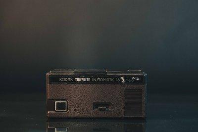 Kodak Trimlite Instamatic 18 #110底片相機