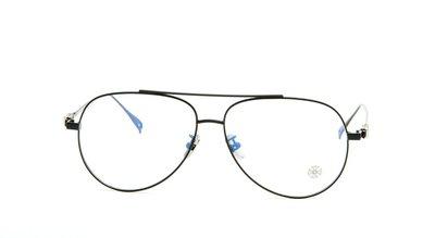 美國chrome hearts日本制鏡架十字架克羅STAINS銀飾眼鏡近視明星款男女流行鏡框中性鏡架