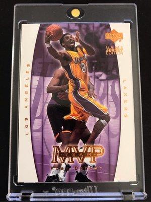 🐍2001-02 Upper Deck Game Jersey Edition Team MVP #420 Kobe Bryant