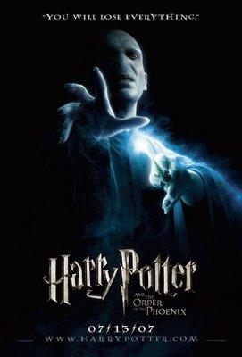 哈利波特:鳳凰會的密令-Harry Potter and the Order of the Phoenix (2007)原版電影海報