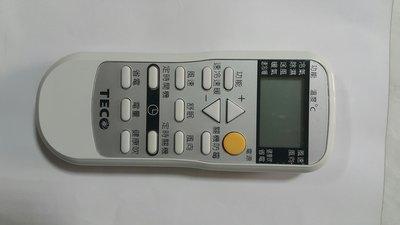 TECO 原廠東元冷氣遙控器
