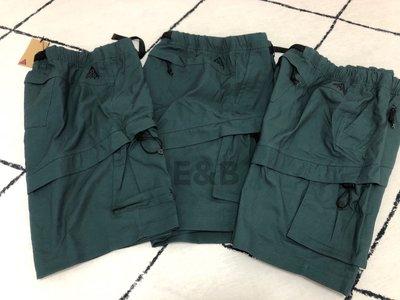 全新 Nike NRG ACG Cargo Short BQ3618-328 綠 短褲 機能 口袋 S-XXL