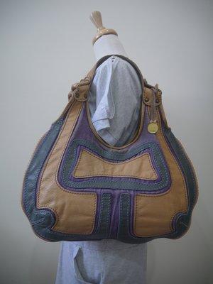 RABEANCO皮革側背包~