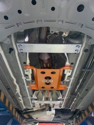 幸福車坊 COROLLA CROSS 專用 SUMMIT 台灣製造 中下結構桿