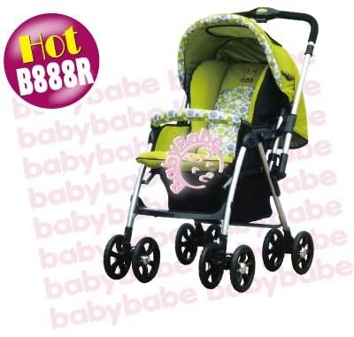 [如意] Baby babe 雙向加寬秒收車 / 手推車(附蚊帳) 顏色兩種