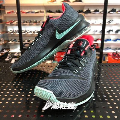 {潮鞋瘋}Nike Air Max Infuriate 2 Low EP灰黑 低筒籃球鞋氣墊 男段 908977-006