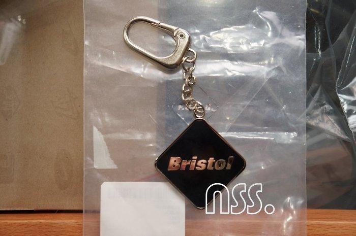 「NSS』FCRB F.C Real Bristol sophnet KEY HOLDER 鑰匙圈 黑