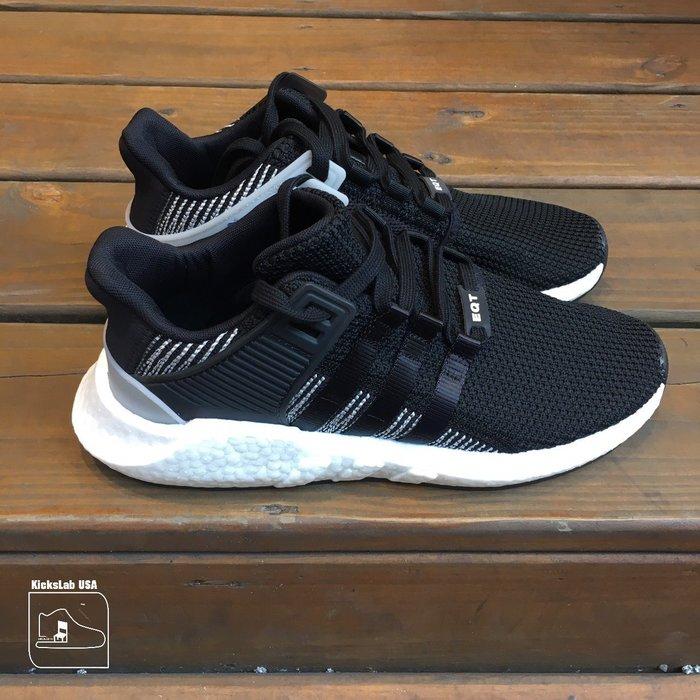 【美國鞋校】現貨 Adidas Originals EQT SUPPORT 93/17 BY9509 黑白 雪花