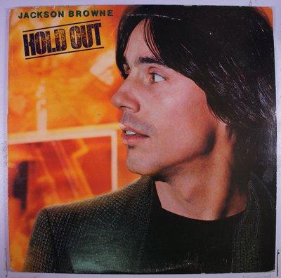 《二手美版黑膠》Jackson Browne -  Hold Out