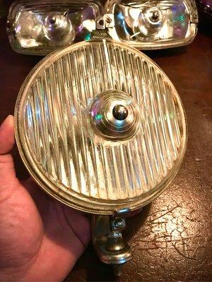 英國老車燈 Wipac 650 盾牌燈 摩斯燈 附夾具mods 摩德 偉士牌 古董車 蘭美達 Vespa Lambretta 奶頭燈