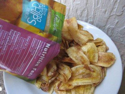 超級脆牌香蕉脆片Crispy Banana Chips x 10包(全家取物付款,1包119元)