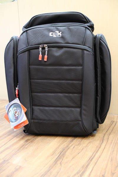 【日產旗艦】CLIK ELITE CE405 CE714 美國戶外攝影品牌 17吋筆電 專業精英 Pro Elite雙肩攝影包