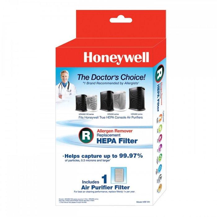 Honeywell HRF-R1 True HEPA原廠濾心 適用100/200/202/300APTW