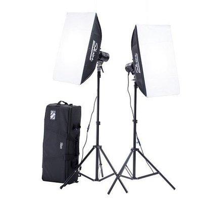 來來相機 Skier Sunray 160 雙燈組 套組 持續光