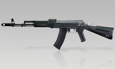 台南 武星級 SRC AK74M 全金屬 電動槍 二代(AK47 AKM PMC BB槍玩具槍步槍狙擊槍卡賓槍衝鋒槍