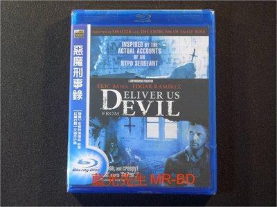 [藍光BD] - 惡魔刑事錄 Deliver Us From Evil ( 得利公司貨 )