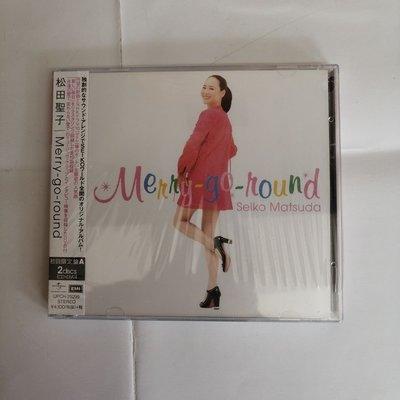 松田聖子 Merry-go-round(CD+DVD)@XI31227