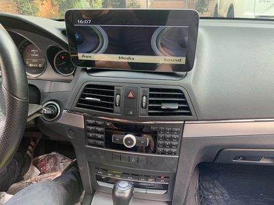 BENZ賓士 W204 W212 W176 W221 W205 Android 全車系360環景安卓版觸控螢幕音響導航