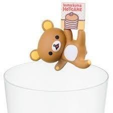 【QQ公仔物語】【NA113】【現貨】Putitto 拉拉熊 杯緣 第2彈 日版 單賣 煎餅款 滿千免運