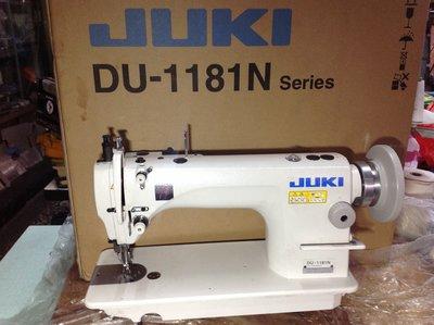 工業 DY縫紉機,全新 JUKI*DU1181* DY單針上下送,厚物料·如皮包 帆布 帳篷 防水布 皮 革