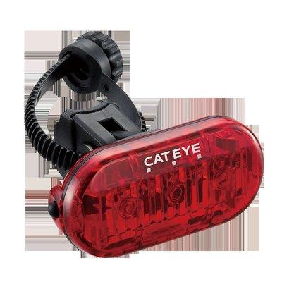 全新 日本貓眼 CATEYE 自行車尾燈 後燈 警示燈 TL-LD135-R OMNI 3 透明底蓋尾燈 台中市