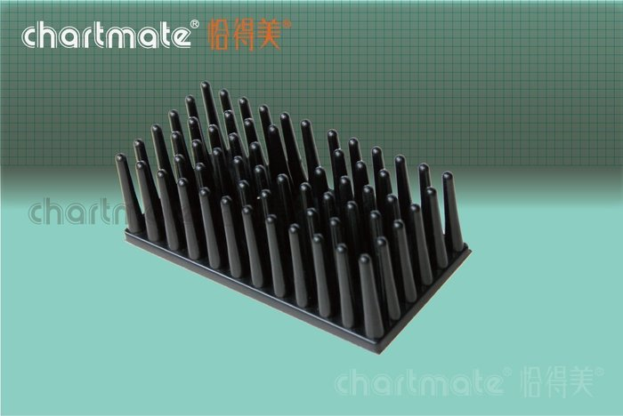 chartmate 恰得美 製圖桌:ET-01劍山尺座 製圖桌專用文具收納座