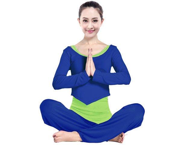5Cgo 【鴿樓】含稅會員有優惠 17650142071 瑜伽服套裝 健身服飾 運動服 休閒衣服 健美操 有氧運動衣
