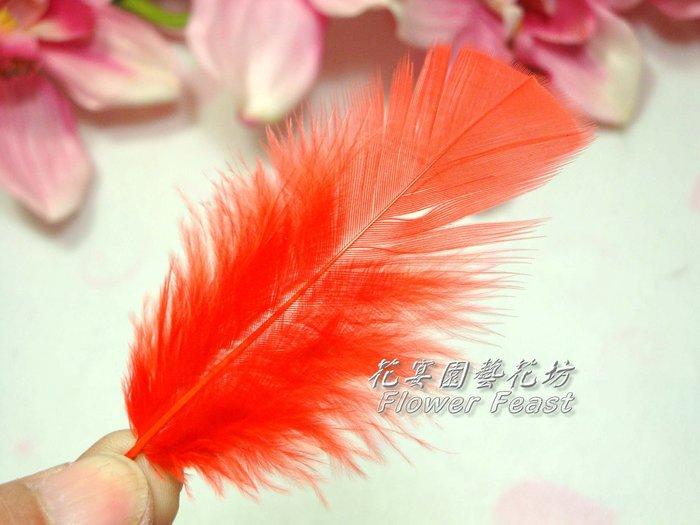【花宴】資材系列*小羽毛~系列四*6色~帽飾~胸花~製作手工藝品~髮飾