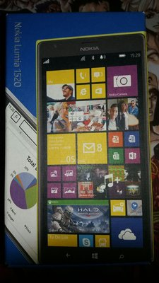 NOKIA LUMIA 1520【Window Phone 8/淨機】