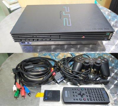 【小新的店】二手SONY索尼PS2遊戲主機SCPH-18000日規版未改贈片不拆賣 可用色差