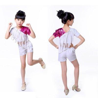 5Cgo【鴿樓】會員有優惠 44022323262 兒童演出服幼兒現代爵士舞表演服小蘋果爵士舞蹈演出服