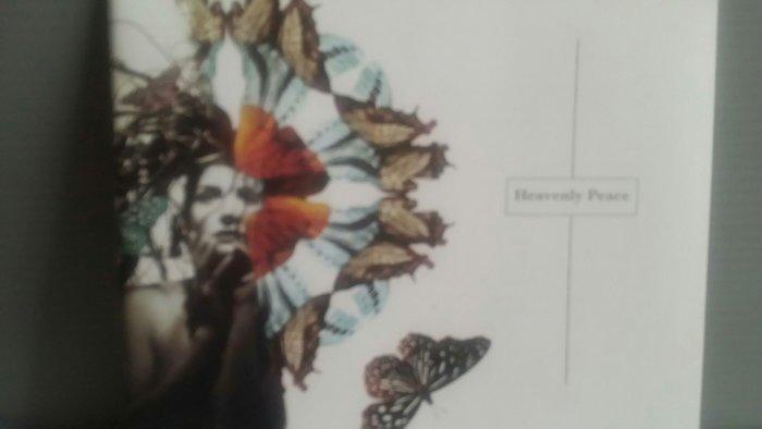 蝶之祈禱HEAVENLY PEACE 原版片如新 歌詞介紹如新 資料卡 外紙盒裝 查克伯朗 班得瑞 尼可斯 尼吉霍頓