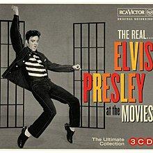 合友唱片 面交 自取 貓王 Elvis Presley / 真.藏...貓王電影金曲 3CD