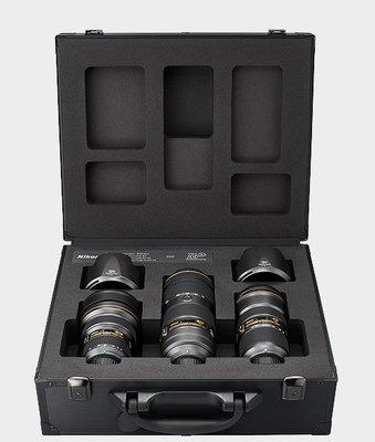 NIKON 14-24mm + 24-70mm + 70-200mm F2.8 大三元 100週年 紀念【限量版】