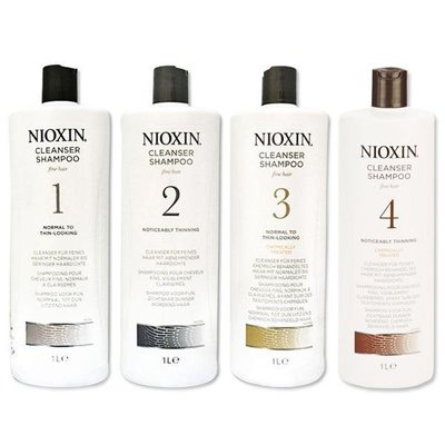 NIOXIN 賦活頭皮調理組合 潔淨露+修護霜 1000ml 【小7美妝】