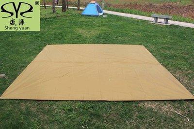 【露西小舖】Shengyuan戶外防水墊300*300防潮墊花火墊地席地布天幕野餐墊露營墊帳篷墊沙灘墊活動墊草原墊公園墊