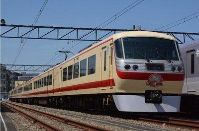 [玩具共和國] MA A7022 西武鉄道10000系 レッドアロークラシック ラストランマーク 7両セット
