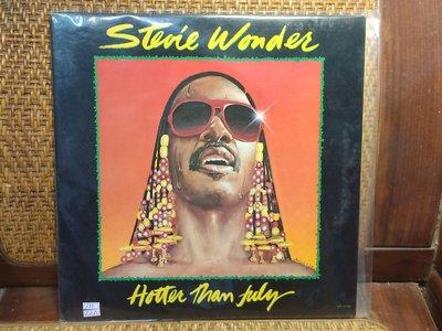 【大目標LP精品】Stevie Wonder - Hotter than july
