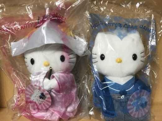 日版Hello Kitty 新人結婚組 絕版品