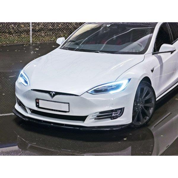 波蘭 Maxton Design 下擾流 側擾流 後擾流 定風翼 尾翼 下包 大包 Tesla 全車系 專車 專用