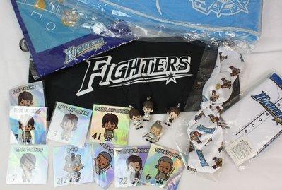 ☆東京古著☆ 日本職棒 北海道火腿鬥士 Hokkaido Fighters 紀念商品