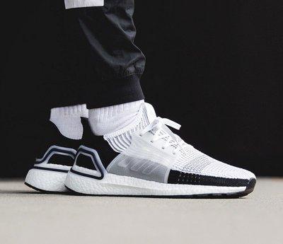 19S Adidas ULTRA BOOST 19 白黑 黑白 殺人鯨 針織 馬牌 休閒 慢跑 男女鞋 B37707