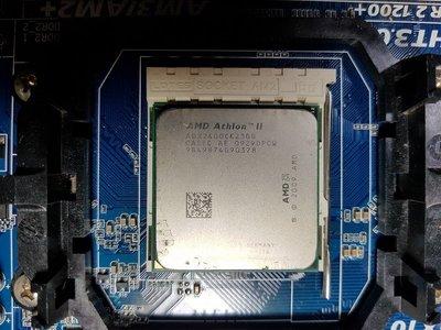 Athlon II X2 240處理器+技嘉GA-MA785GM-UD2H主板+創見終保4G記憶體【免運、附風扇與擋板】