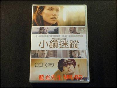 [DVD] - 小鎮迷蹤 Meadowland ( 得利公司貨 )